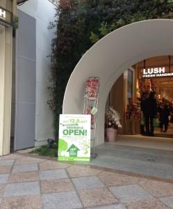 LUSH外観2